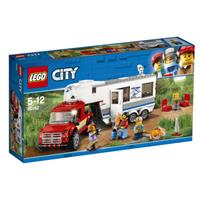 LEGO campingvogn