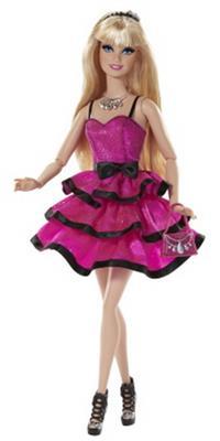Fin Barbie, Ken, Chelsea, Stefii og Evi dukker OX-72
