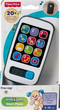 Fisher Price Laugh  Learn mobiltelefon