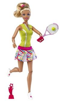 Barbie Tennis Champion