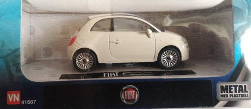 Speed Car metalbil Fiat 500