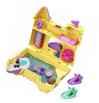 Polly Pocket Surf i sandslottet