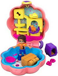 Polly Pocket Micro blomst laks