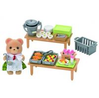 Sylvanian Families Skolemad