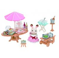 Sylvanian Families strandparty