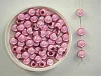 Miracle perle rosa 6 mm 50 g
