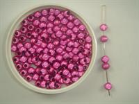 Miracle perler pink 4 mm 25 g