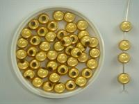 Miracelperler gold 6 mm 50 g